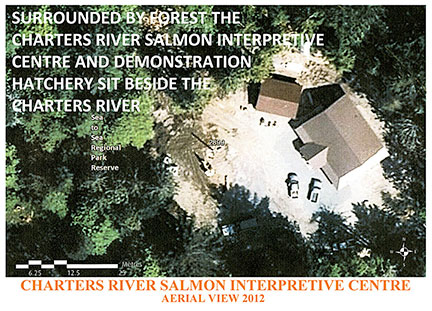Charters River Salmon Interpretive Centre