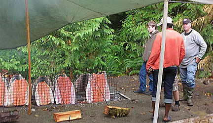 Special Events at Charters Creek Salmon Restoration Centre